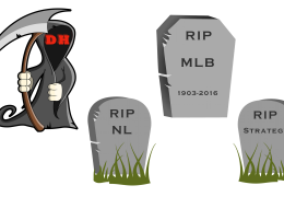 Baseball forever ruined… DH coming to the NL!!